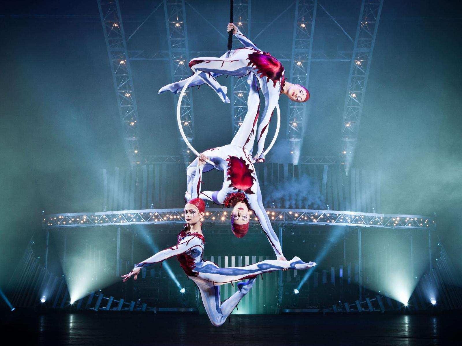 cirque-du-soleil independent.co.uk