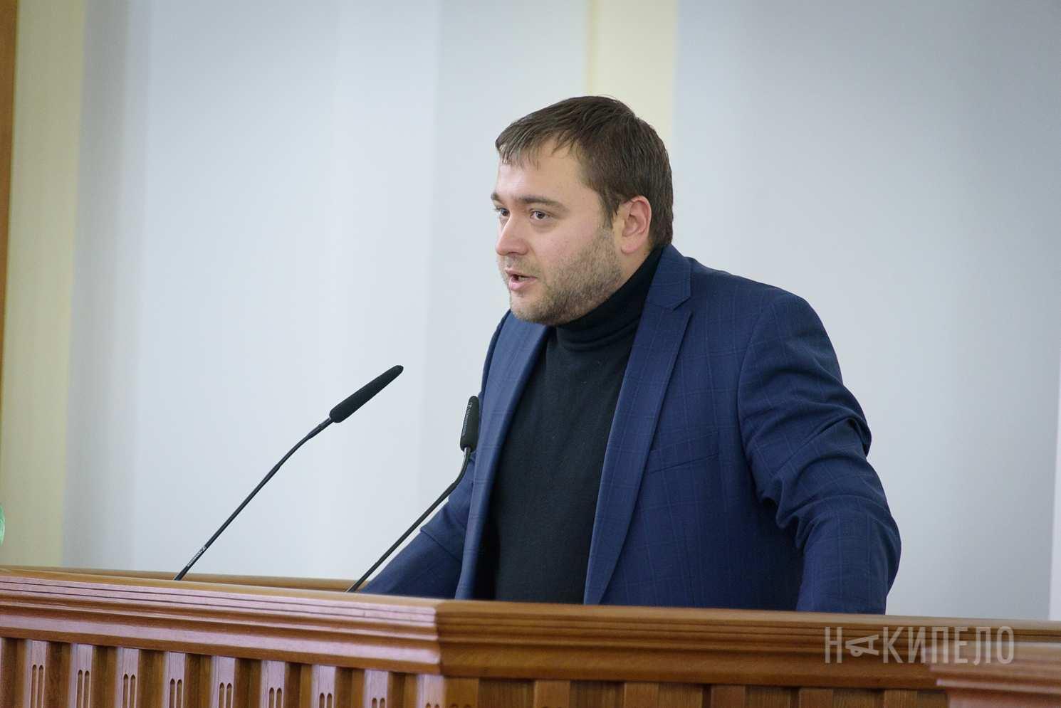 Харьковский горсовет нестал лишать звания «Почетный гражданин» русского сенатора