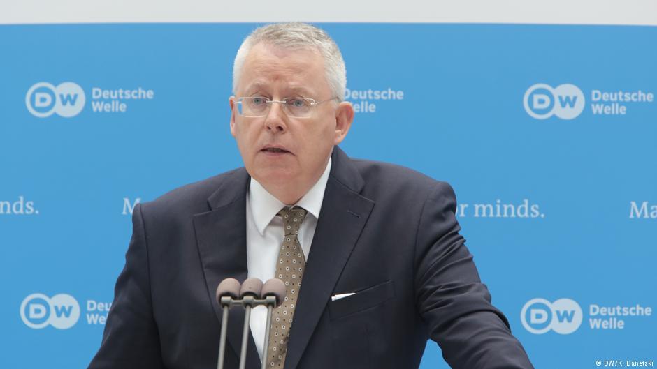 Петер Лимбург, генеральный директор «Доче велле»