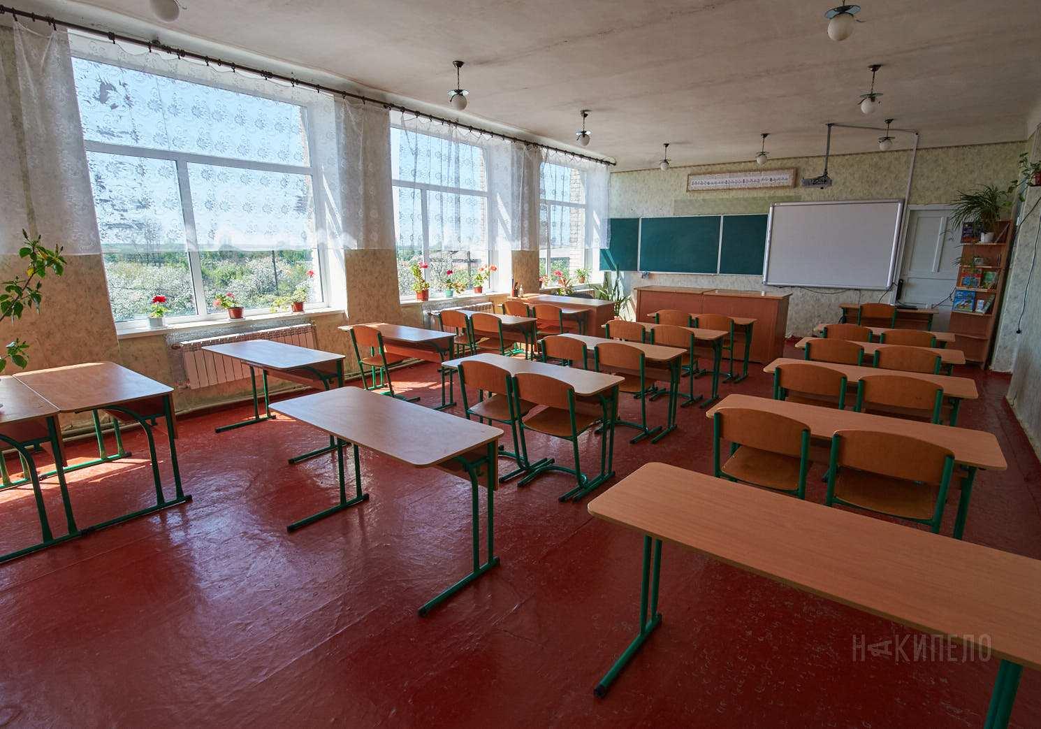 школа класс парта доска