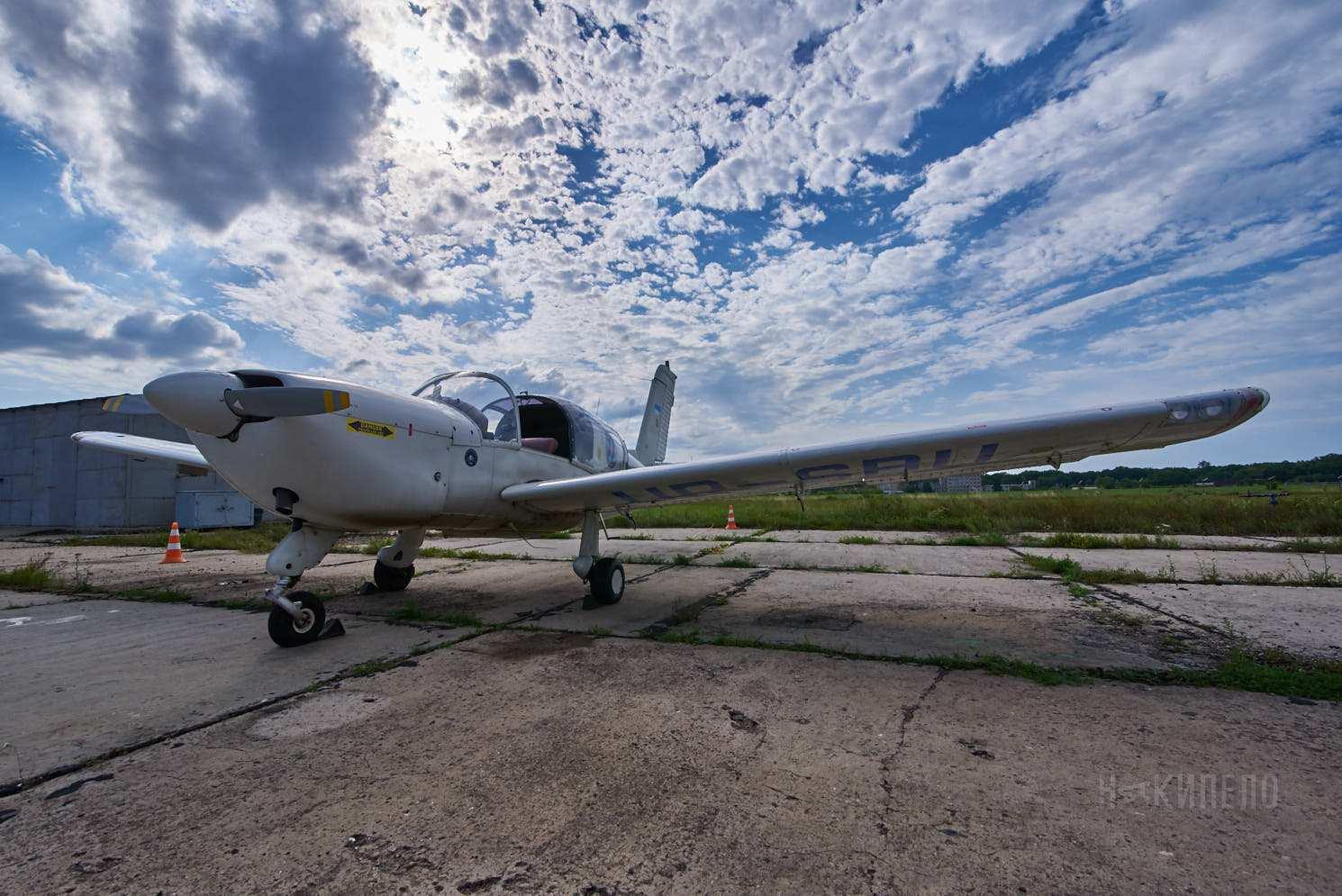 авиация сан юрий покусай хаз  Цивільний Повітряний Патруль самолет пилот штурвал кабина медицина