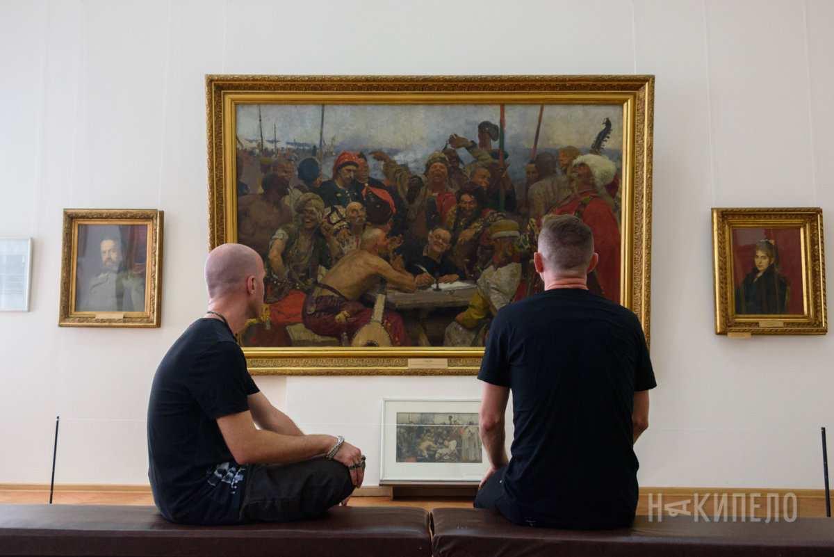 музей художественный картина