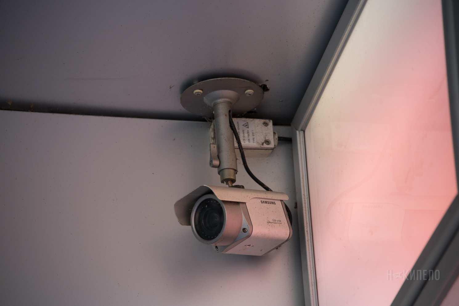 камера наблюдение безопасный город