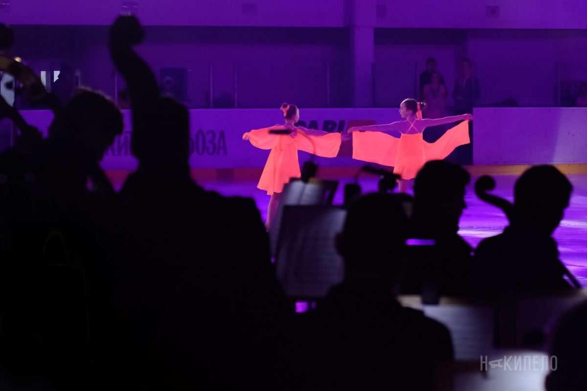 Ice Symphony  Симфония льда мако салтовский лед