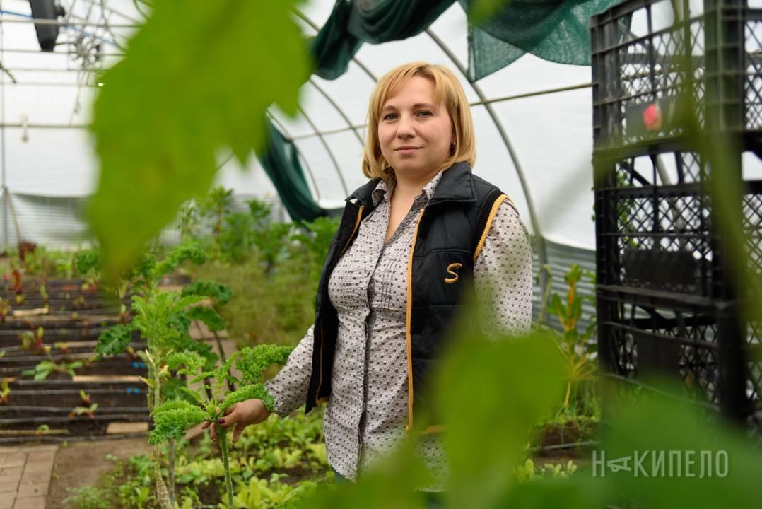 Как переселенки из Донецка освоили агробизнес на Харьковщине